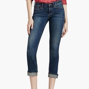 Lucky Brand Sweet'n Crop Blue Jeans 26